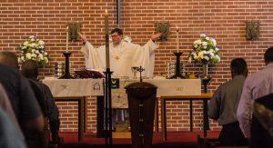 Stephen Easter worship