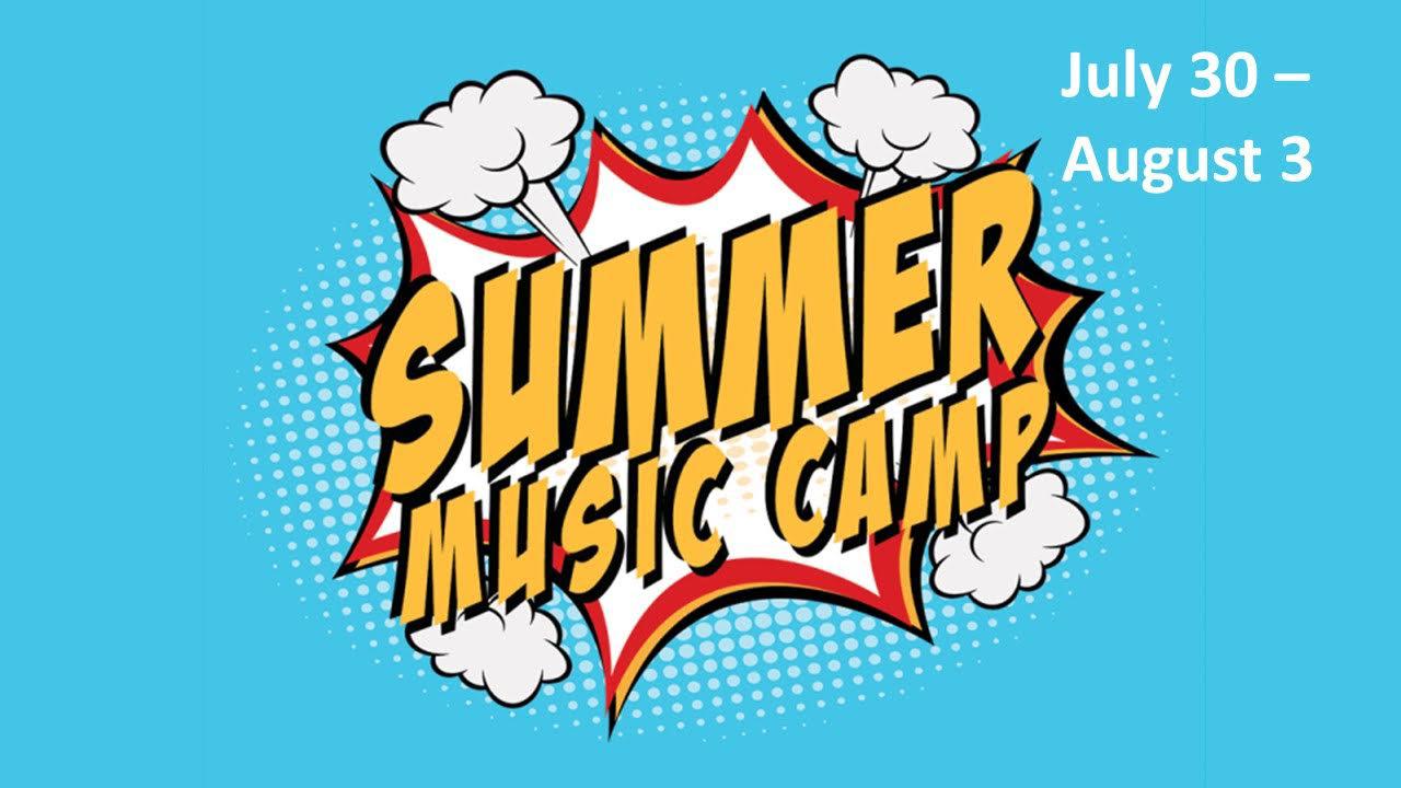 music camp 18